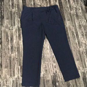 Blue dress pant Ann Taylor Loft size 12